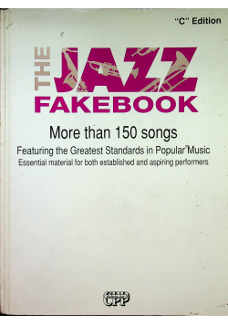 The Jazz fakebook