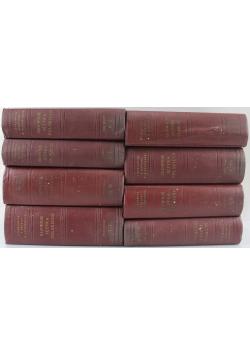 Słownik języka polskiego tom od 1 do 8 reprint z ok 1900r