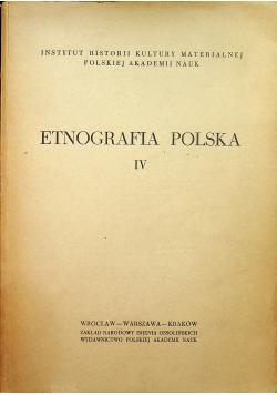 Etnografia Polska IV