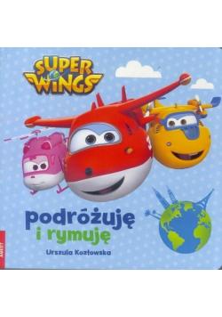 Super Wings Podrożuje i rymuję