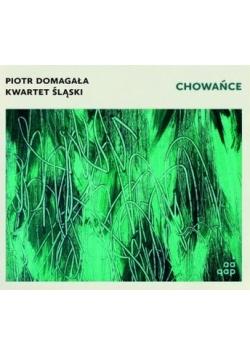 Piotr Domagała Kwartet Śląski Chowańce CD