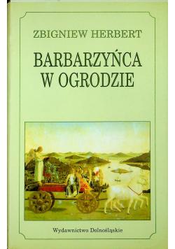 Barbarzyńca w Ogrodzie