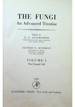 The Fungi An Advanced Treatise vol 1