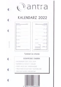 Kalendarz 2022 wkład B6 ST/TNS