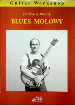 Blues molowy