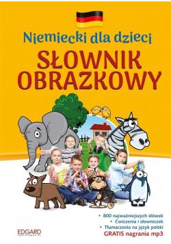 Niemiecki dla dzieci Słownik obrazkowy