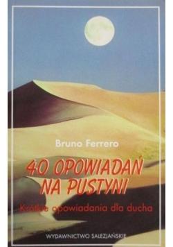 40 opowiadań na pustyni