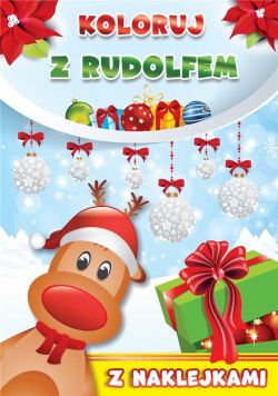 Koloruj z Rudolfem