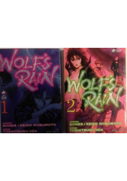 Wolfs Rain tom I i II