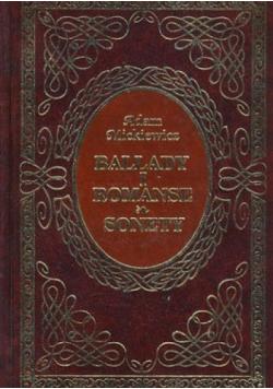 Ballady i romanse Sonety