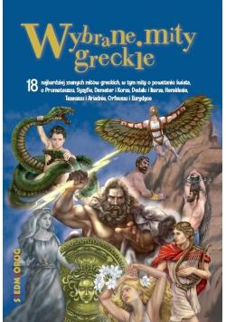 Wybrane mity greckie w.2021