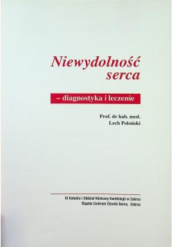 Niewydolność serca diagnostyka i leczenie