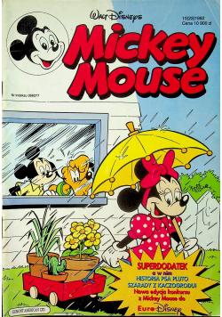 Mickey Mouse nr 10 Superdodatek