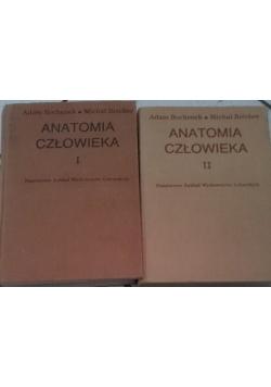 Anatomia człowieka 2 tomy