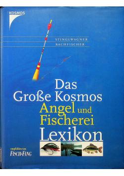 Das Grosse Kosmos Angel und Fischerei Lexikon