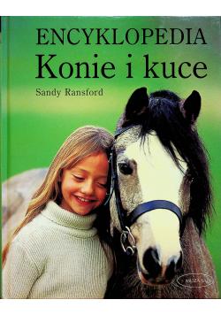 Konie i kuce Encyklopedia