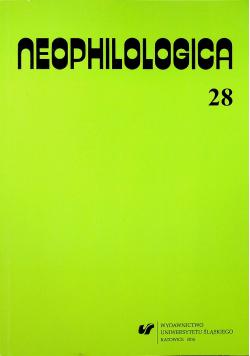 Neophilologica 28