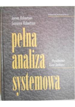 Pełna analiza systemowa