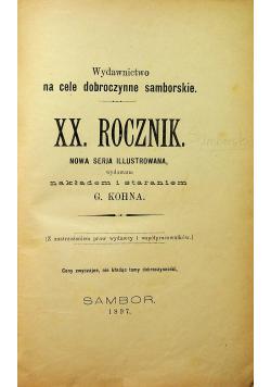 XX Rocznik 1897 r.