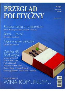 Przegląd Polityczny nr 70