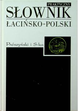 Praktyczny słownik łacińsko - polski