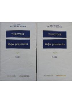 Wojna peloponeska tomy 1 i 2