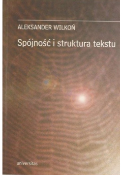 Spójność i struktura tekstu