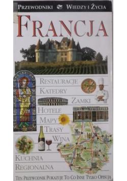 Francja Przewodniki Wiedzy i Życia
