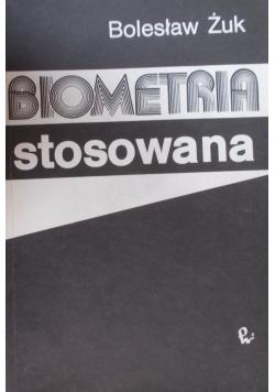 Biometria stosowana