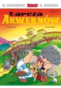 Asteriks Tarcza Arwernów 11