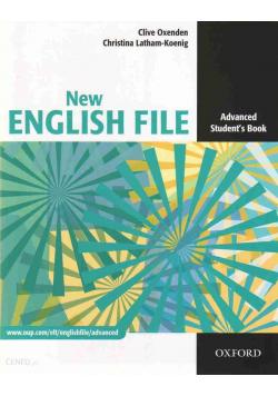 English File NEW Advanced
