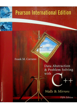 Data abstraction problem solving with C ++