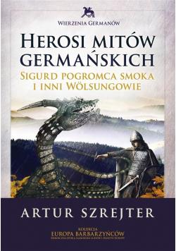 Herosi Mitów Germańskich