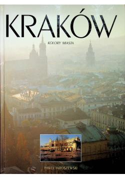 Kraków Kolory miasta