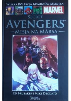 Secret Avengers Misja na Marsa