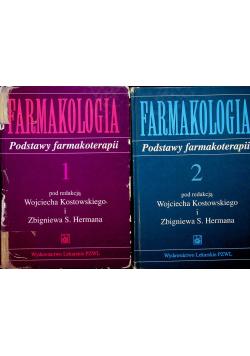 Farmakologia Podstawy farmakologii Tom I i II