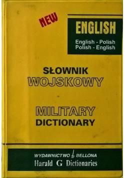 Słownik wojskowy Military dictionary