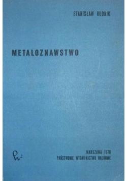 Metaloznawstwo