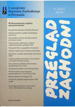Czasopismo Instytutu Zachodniego w Poznaniu 4