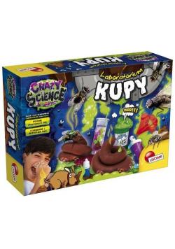Lisciani Crazy Science Laboratorium Kupy