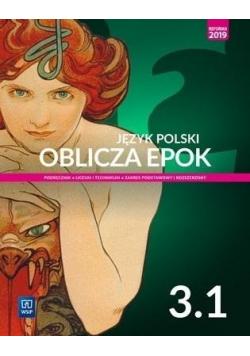 J.polski LO Oblicza epok 3/1 w.2021 WSiP NOWA