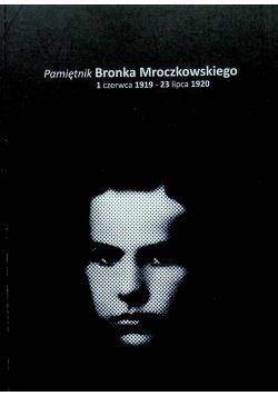 Pamiętnik Bronka Mroczkowskiego