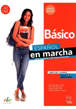 Espanol en marcha Nueva edición Básico Libro del alumno