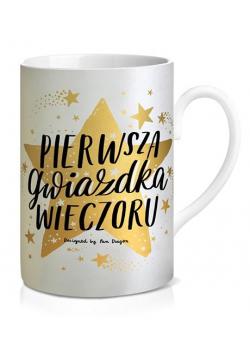 Kubek Christmas-Gwiazdka