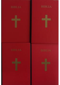 Biblia 4 tomy