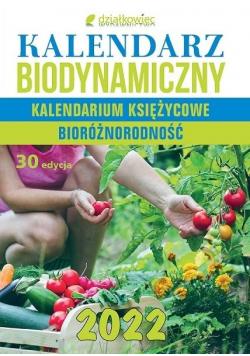 Kalendarz biodynamiczny 2022