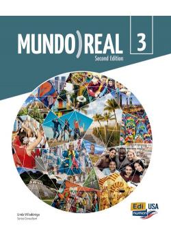 Mundo Real International 3 Podręcznik