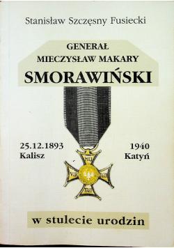 Generał Mieczysław Smorawiski