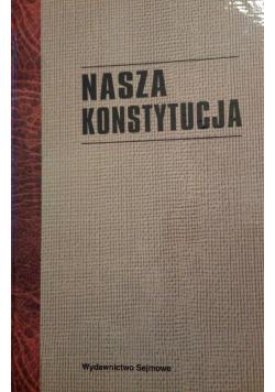 Nasza konstytucja reprint z 1922r