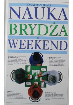 Nauka Brydża w weekend